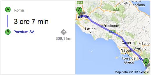 Roma-Paestum