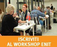 Iscriviti al Workshop