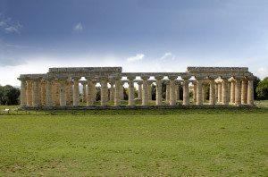 Basilica - Parco Archeologico Paestum