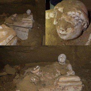 Tomba Etrusca Città della Pieve