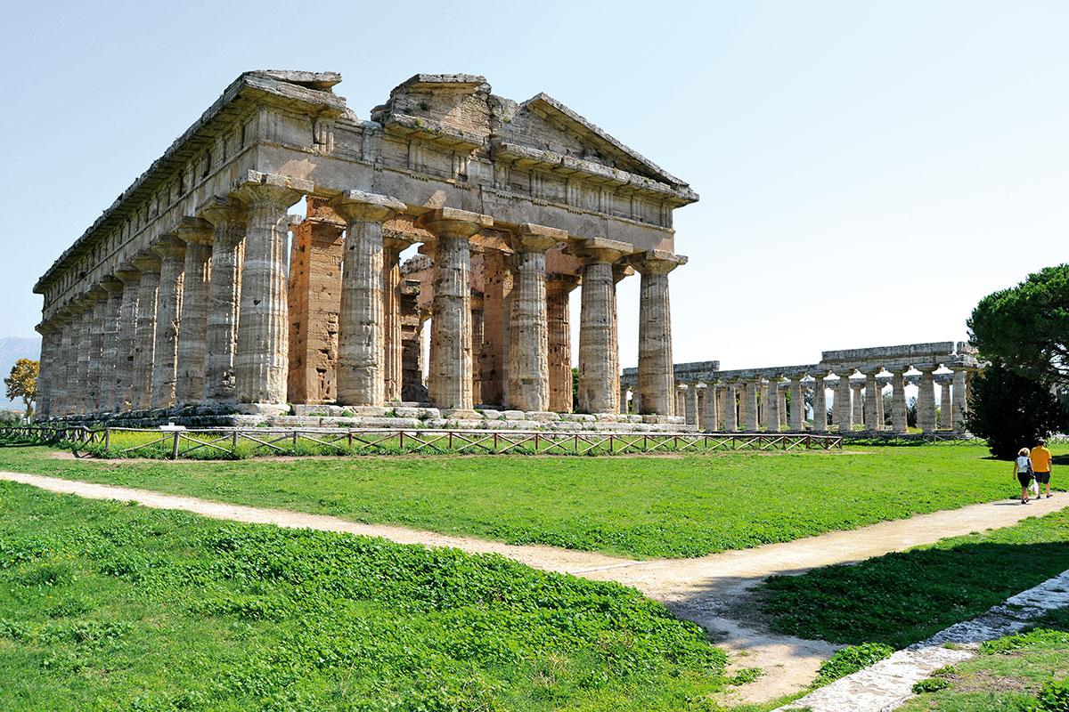 Tempio di Nettuno - Parco Archeologico di Paestum