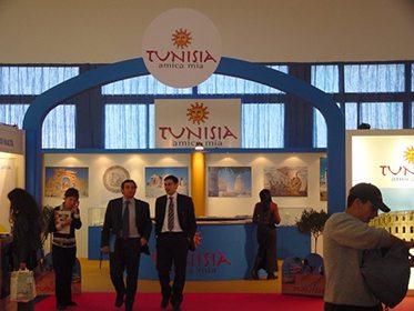 2002-Tunisia - Paese Ospite Ufficiale BMTA