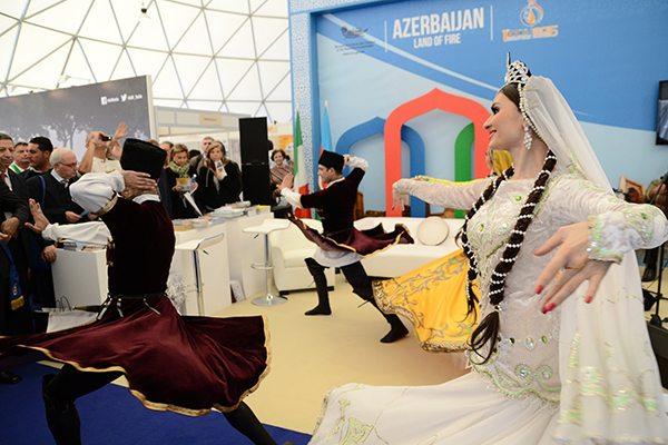 Azerbaigian - Paese Ospite Ufficiale 2014