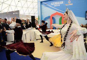 2014- Azerbaigian Paese Ospite Ufficiale BMTA
