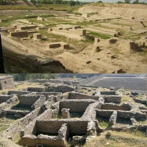 Indo – Greek city Of Bazeera In Pakistan