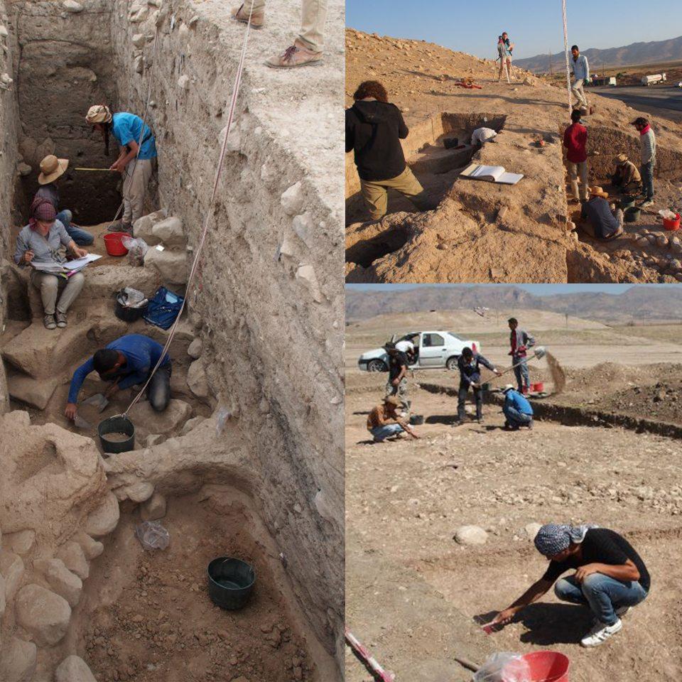 Grande città dell'età del bronzo nel nord dell'Iraq