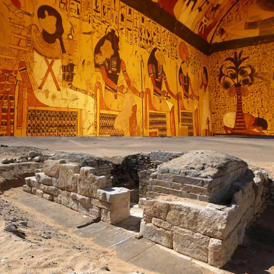 Luce sulla quinta dinastia dei Faraoni con la Tomba di Khentakawess III, Abu Sir - Egitto