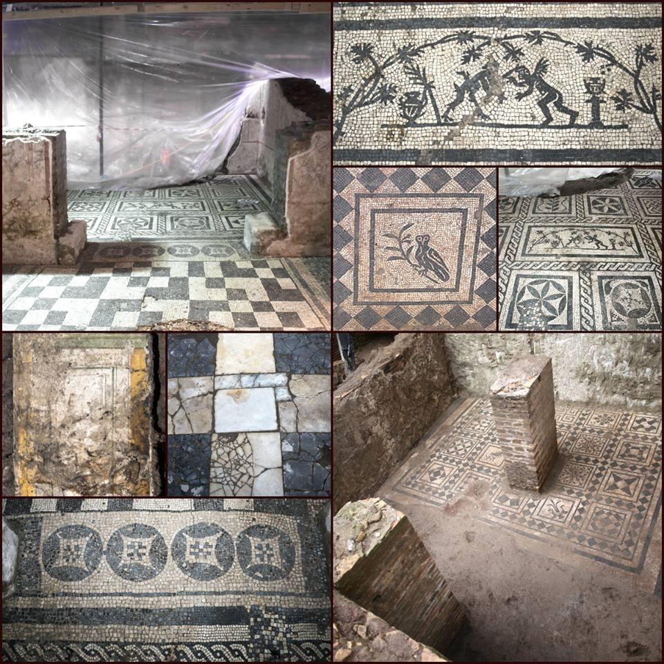 Francia: una piccola Pompei a Vienne