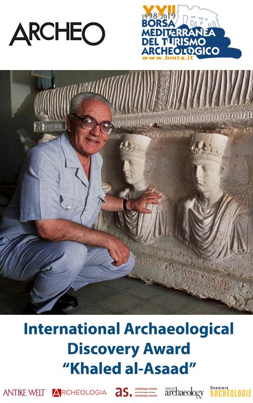 "International Archaeological Discovery Award ""Khaled al-Asaad"""