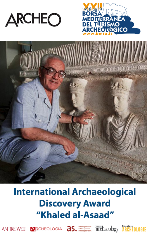 "International Archaeological Discovery Award ""Khaled al-Asaad"""
