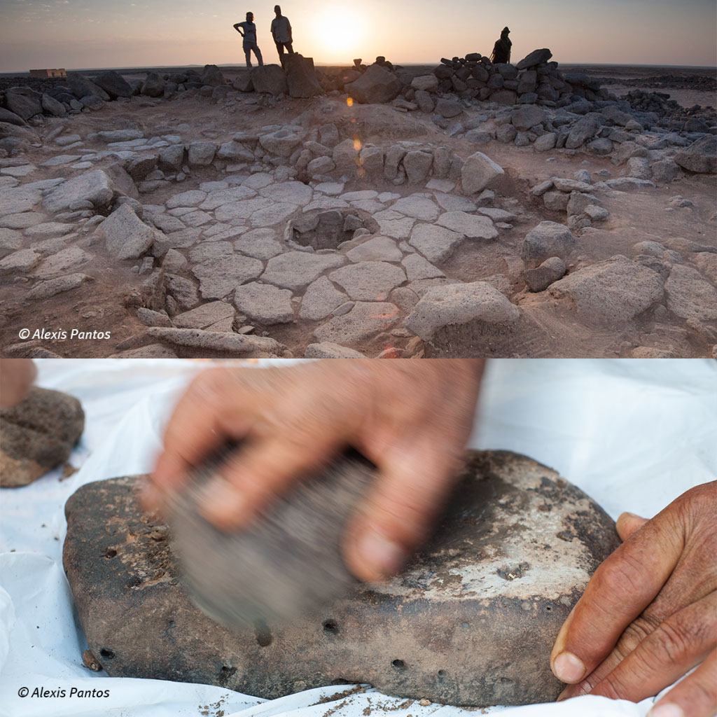 Giordania - il pane più antico del mondo