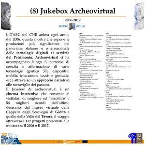 ArcheoVirtual 2017