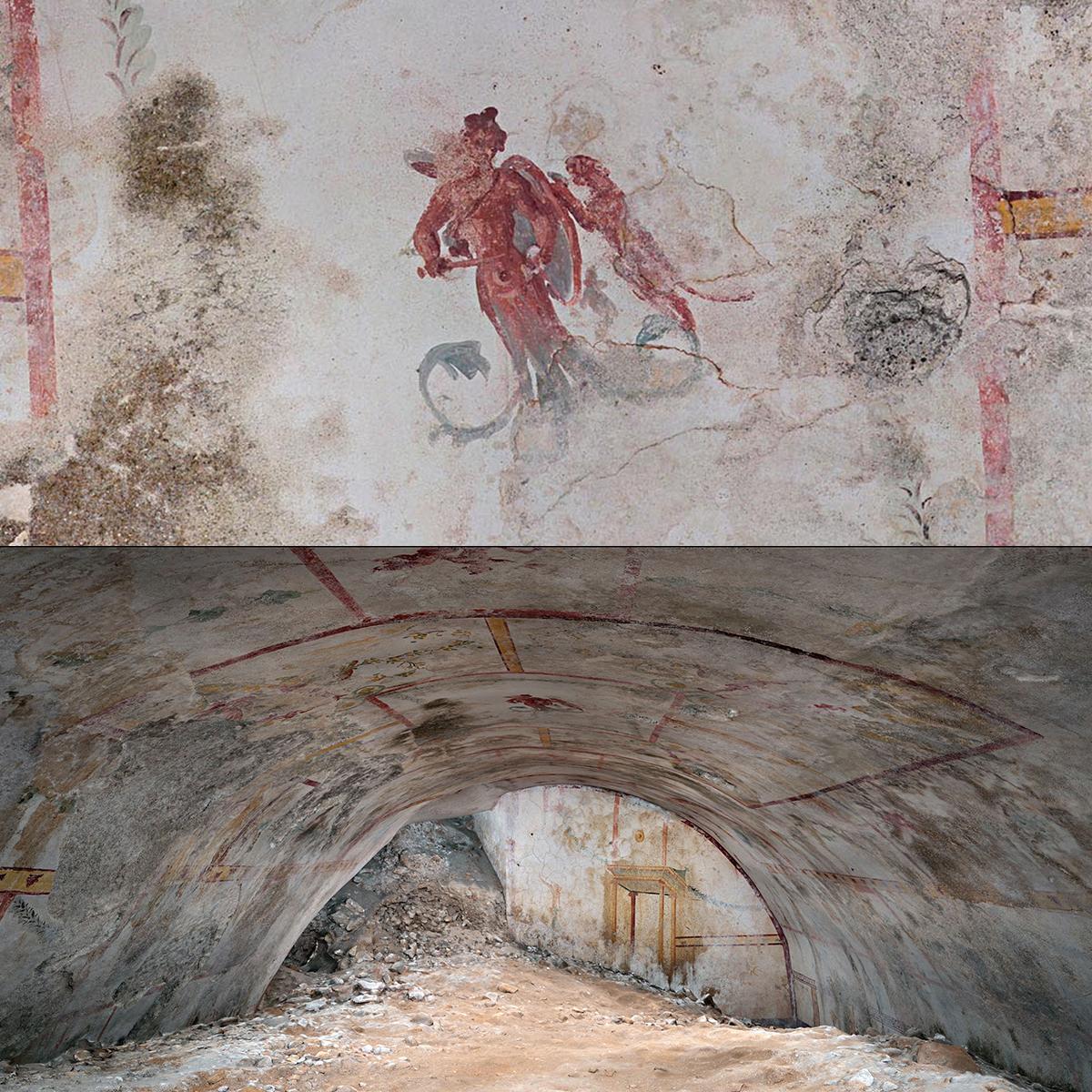 A Roma la Domus Aurea svela un nuovo tesoro: dopo 2.000 anni riemerge la Sala della Sfinge